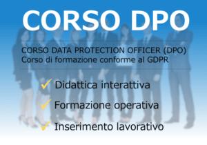 CORSO DPO - Formazione Data Protection Officer